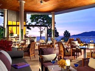 Amari Coral Resort Phuket Thailand bar