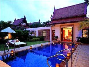 Banyan Tree Resort Phuket Thailand Guest Rooms