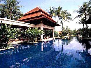 Banyan Tree Resort Phuket Thailand pool
