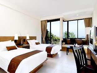 Best Western Premier Resort Phuket Thailand Deluxe Seaview room amenities