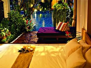 Burasari Resort Phuket Thailand Pool access