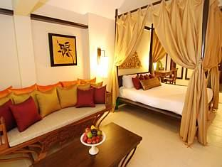 Burasari Resort Phuket Thailand thai style guest rooms
