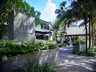 Twin Palms Resort Phuket Thailand exterior