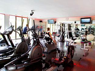 Twin Palms Resort Phuket Thailand junior gym